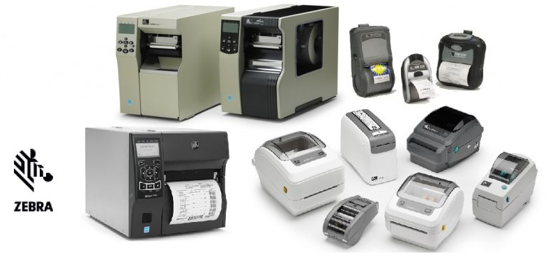Zebra Label Printer Products from Phezulu Packaging